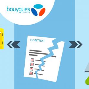 Resiliation Forfait Bouygues Telecom
