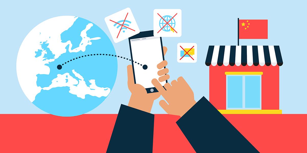 Utiliser son téléphone 4G à l'étranger