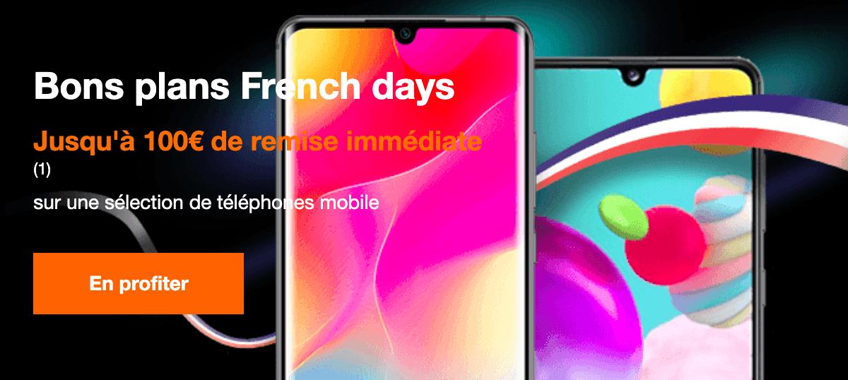 French Days Orange