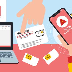 Activer carte SIM Prixtel