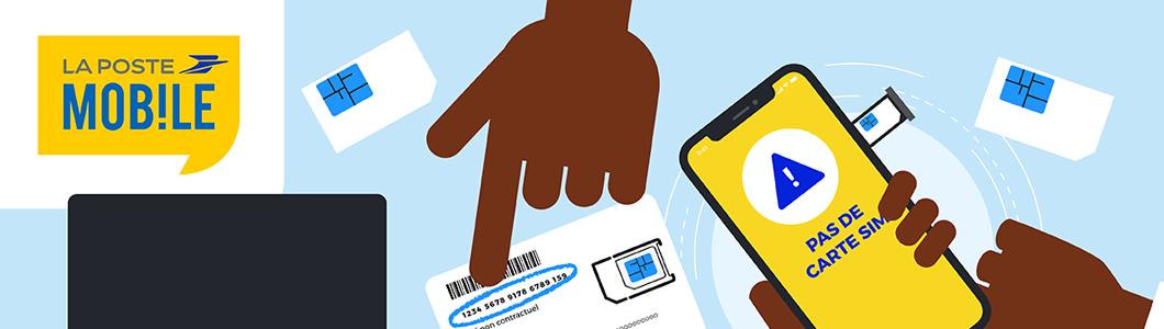 activer carte sim la poste Activer une nouvelle carte SIM La Poste Mobile : comment faire ?