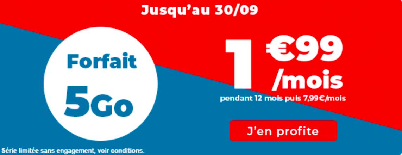 Promo forfait Auchan Telecom