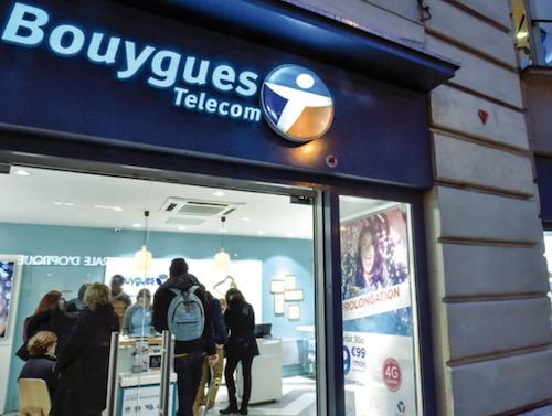 Les Français ont choisi Bouygues Telecom pour leurs offres de téléphonie