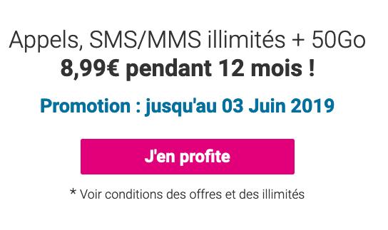 Un forfait mobile à moitié prix chez Coriolis Telecom