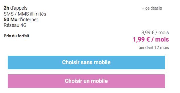 Promotion Coriolis Telecom pour un forfait pas cher.