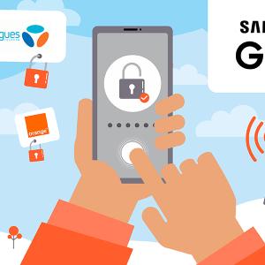 Deblocage Samsung Galaxy