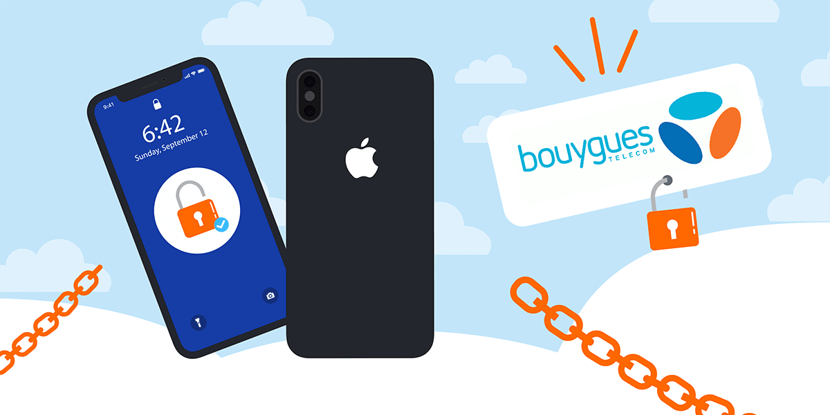 Debloquer iPhone Bouygues Telecom
