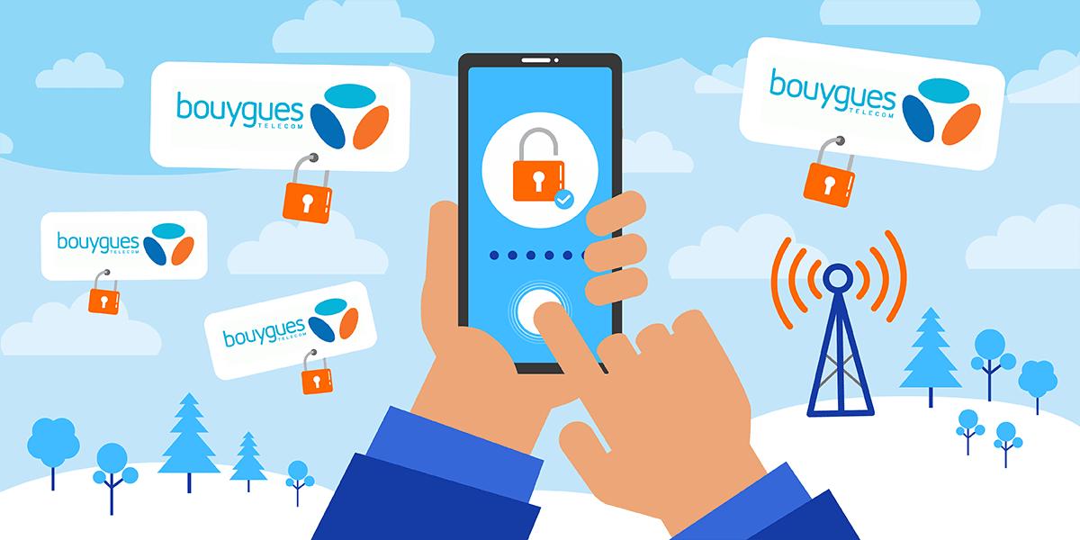 Debloquer un téléphone Bouygues Telecom