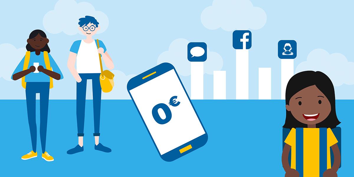 Forfait mobile 0 euro pour enfants