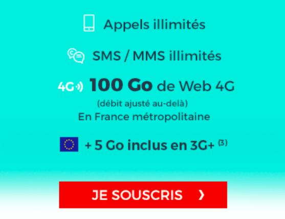 les services du forfait cdiscount mobile