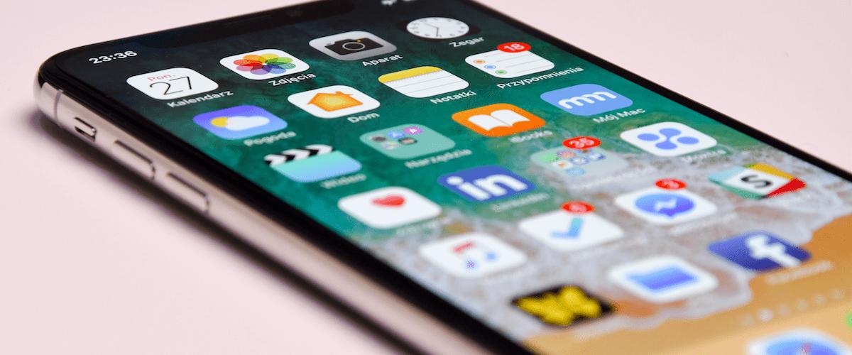 Promotion forfait mobile avec smartphone.