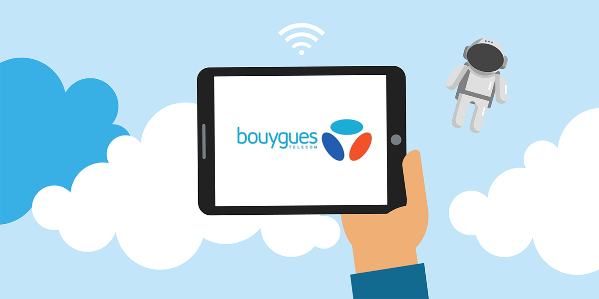 Forfaits tablette Bouygues Telecom