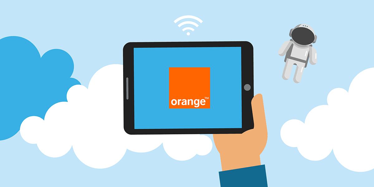 Forfaits tablette Orange