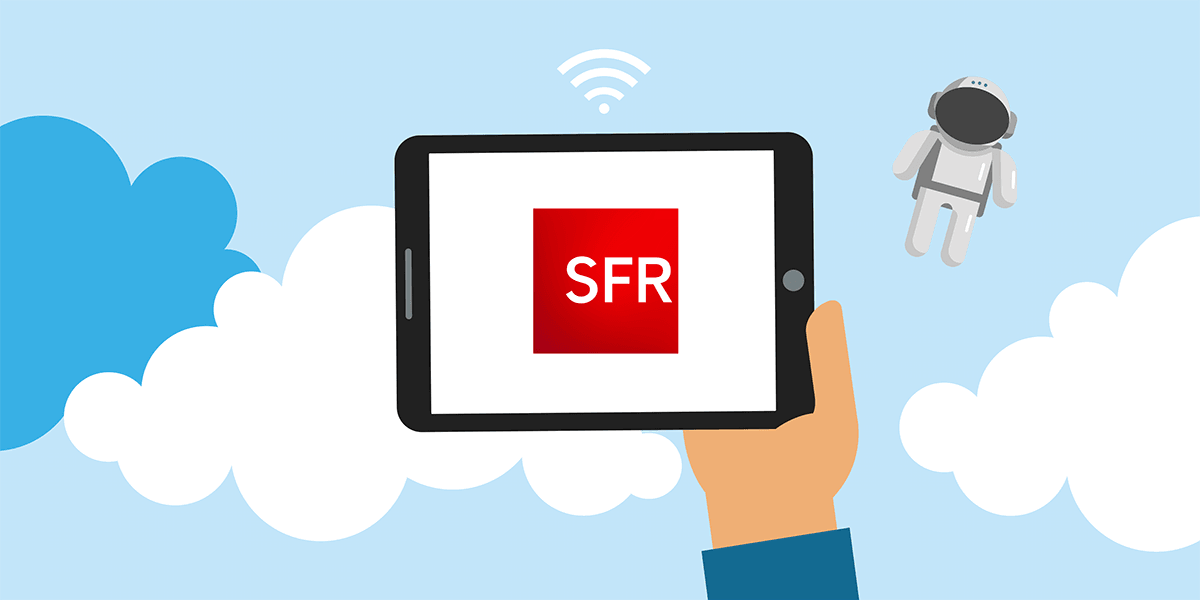 Forfait tablette SFR