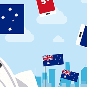 Forfaits Australie