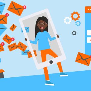 Configurer email Orange sur téléphone