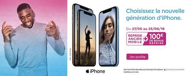 L'offre de reprise Bouygues Telecom pour acheter son iPhone pas cher