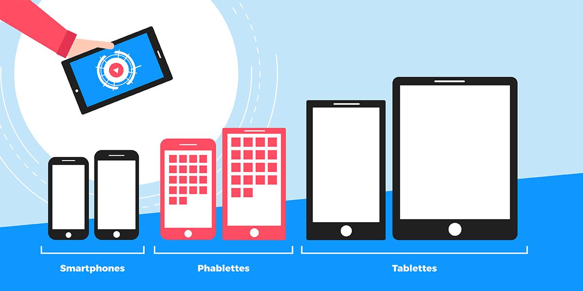 Différence entre phabette et smartphone