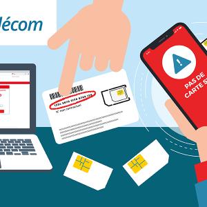 Activer la carte SIM Auchan Telecom