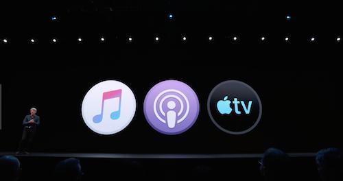 Apple propose d'utiliser trois applications pour remplacer iTunes