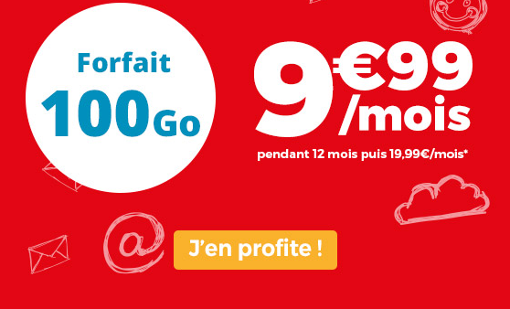 Promo Auchan Telecom forfait mobile pas cher.