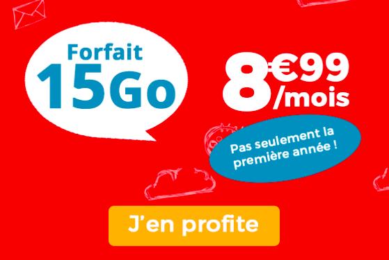 l'abonnement en promotion signé Auchan Telecom