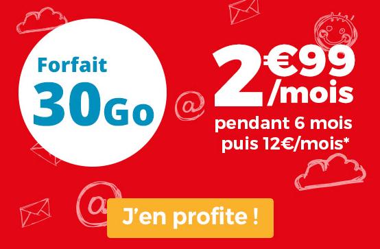 Auchan Telecom promotion forfait pas cher série limitée.