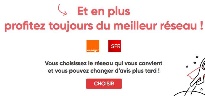 Prixtel forfait mobile en promotion.