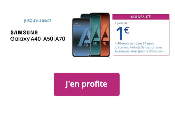 smartphone bouygues telecom en promo