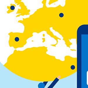 Forfait La Poste Mobile à l'international