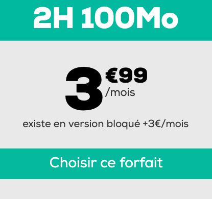 Forfait La Poste Mobile.
