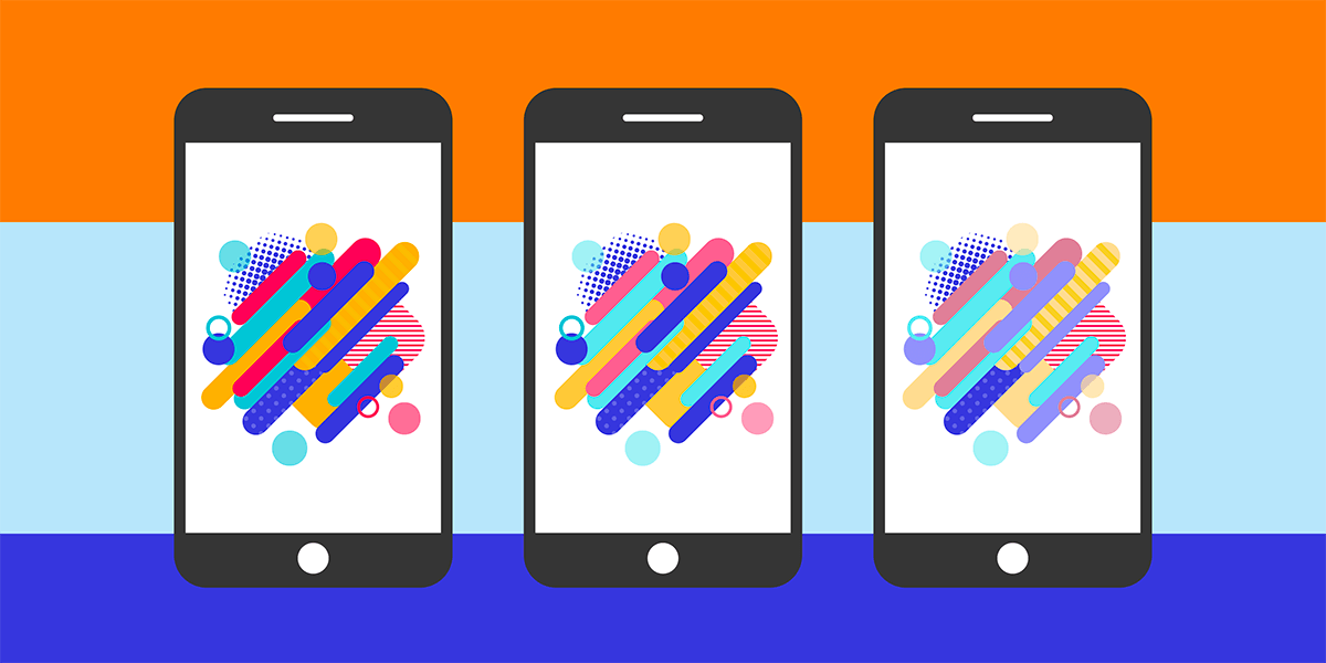 Contraste et colorimétrie d'écran