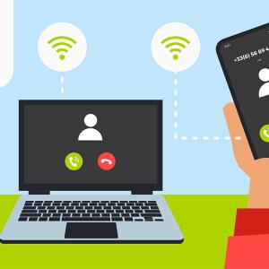 Tout savoir sur les appels Wi-Fi.