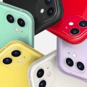 iphone 11, 11 Pro et 11 Pro max en précommande chez Orange et Sosh.