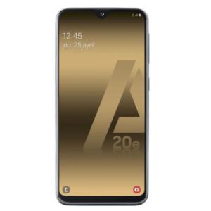 Le Galaxy A20e de Samsung