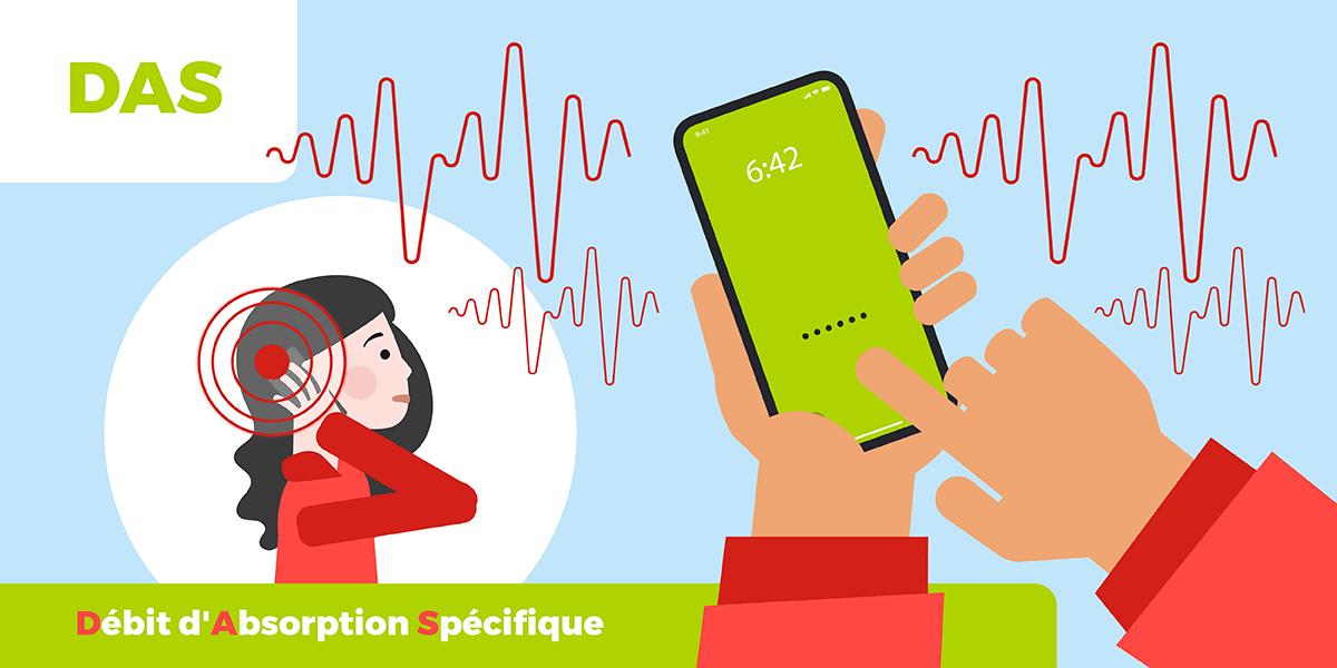 Qu'est-ce que le DAS des téléphones ?