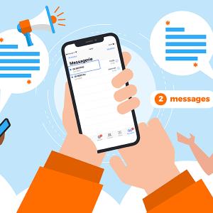 Qu'est-ce que la Messagerie Vocale Visuelle pour iPhone ?