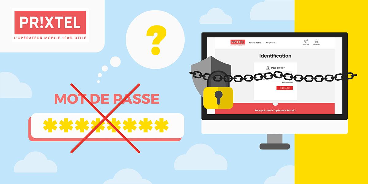 Que faire en cas de perte du mot de passe ?