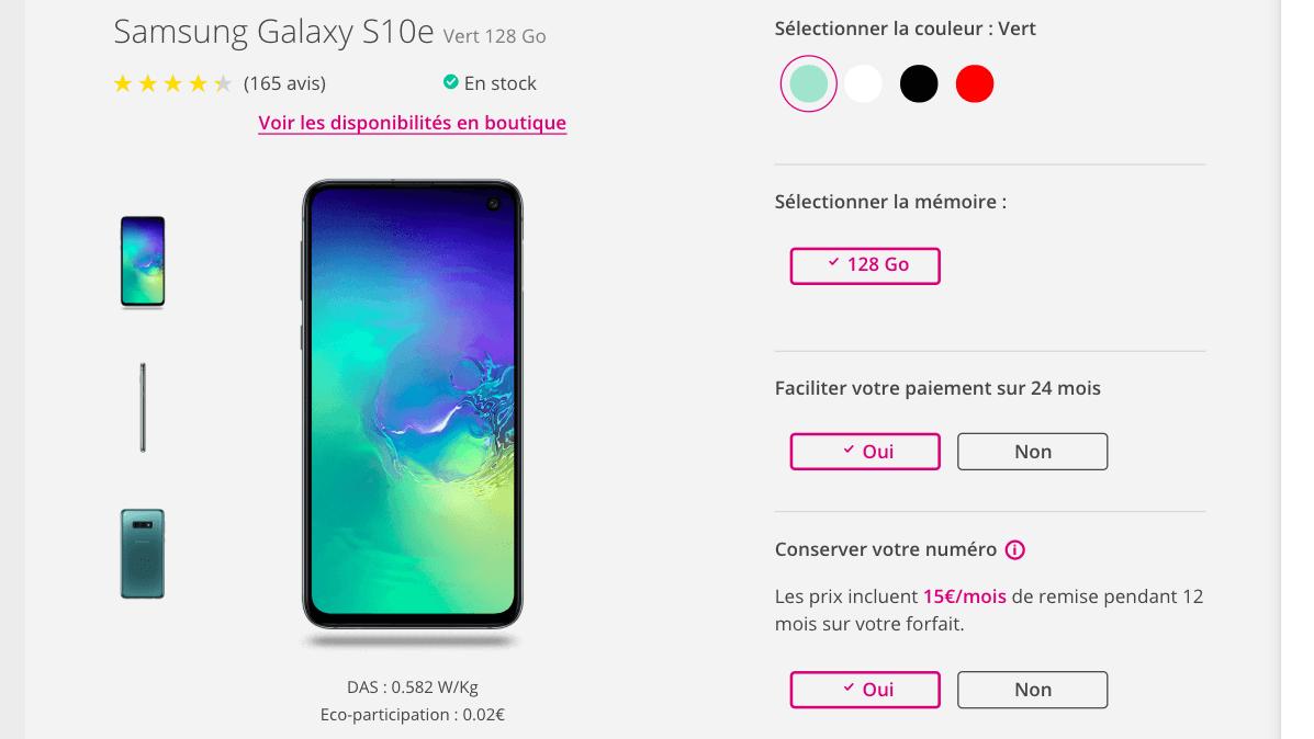 Réduire le prix de son smartphone avec un forfait Bouygues Telecom