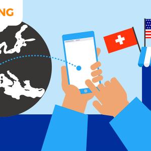 Roaming itinérance des données mobiles.