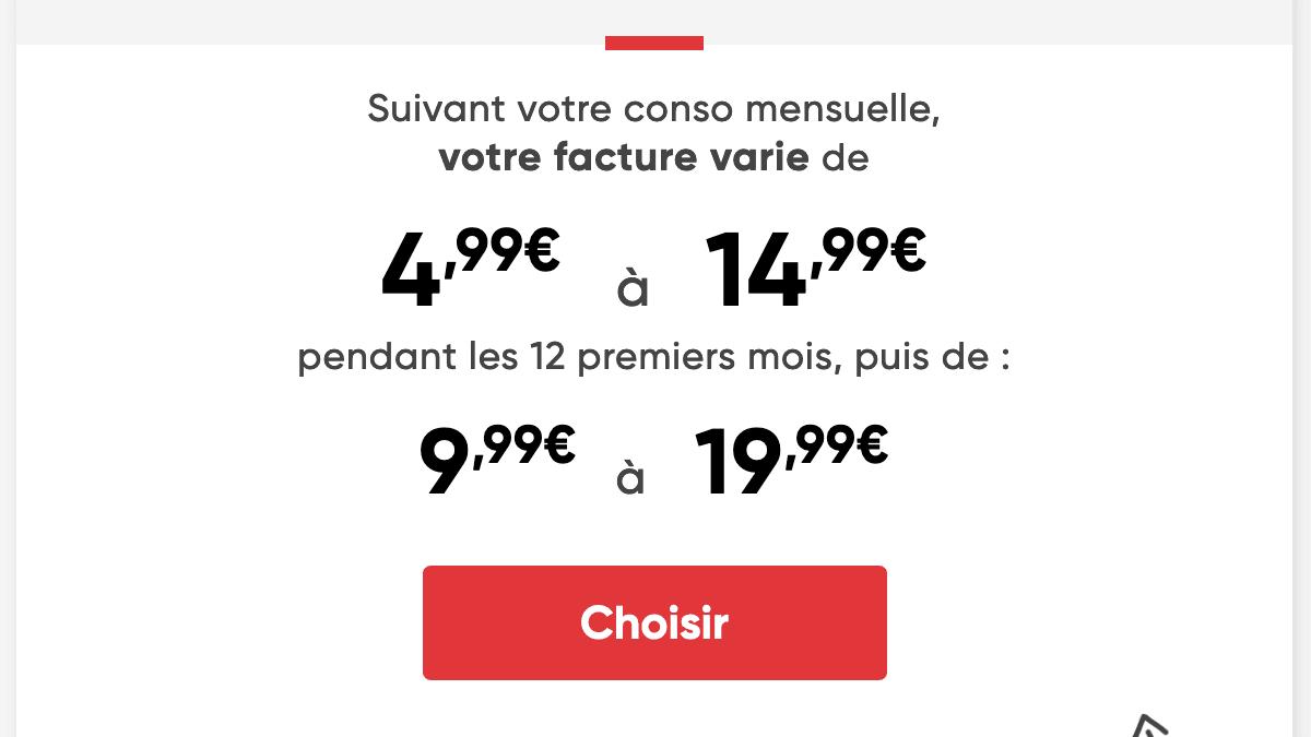 Promo Le Complet Prixtel.