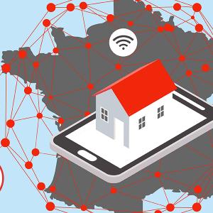 Couverture réseau de SFR