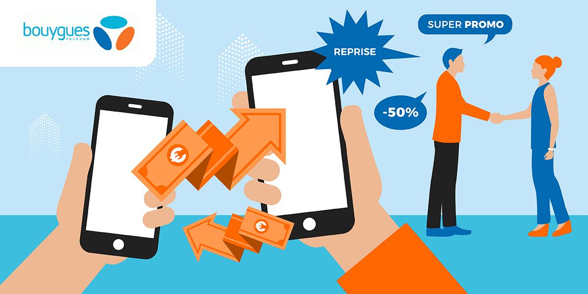 Bouygues Telecom offres de reprise