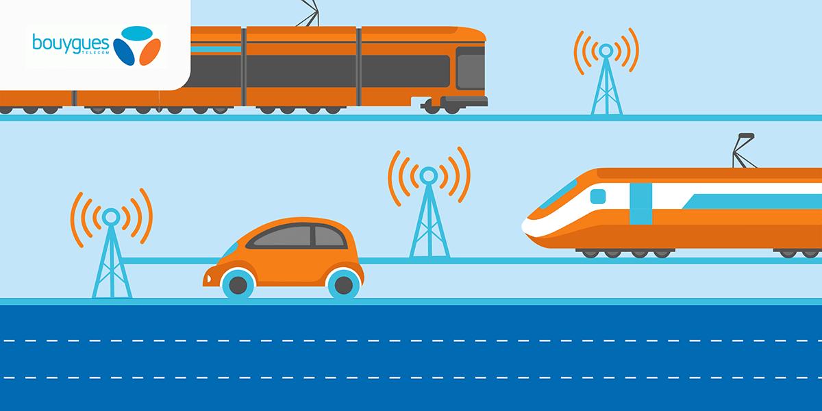 Quelle est la qualité du réseau Bouygues Telecom dans les transports.