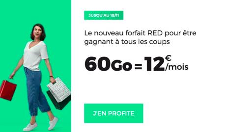 RED SFR 60 GO