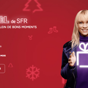 Box Black Friday de SFR