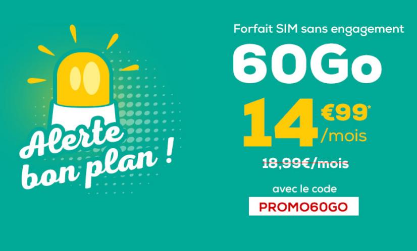 Le forfait 4G de La Poste Mobile