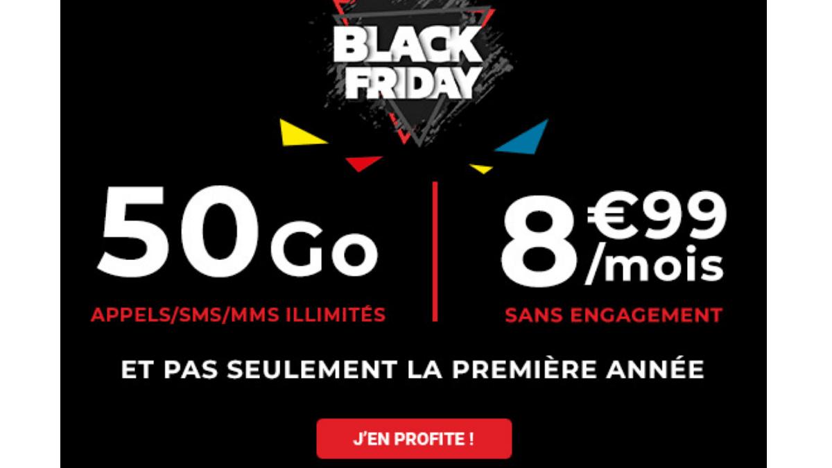 Auchan Telecom promotion forfait 4G.