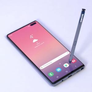 Le marché des smartphones poussé par le succès du Galaxy Note 10 de Samsung
