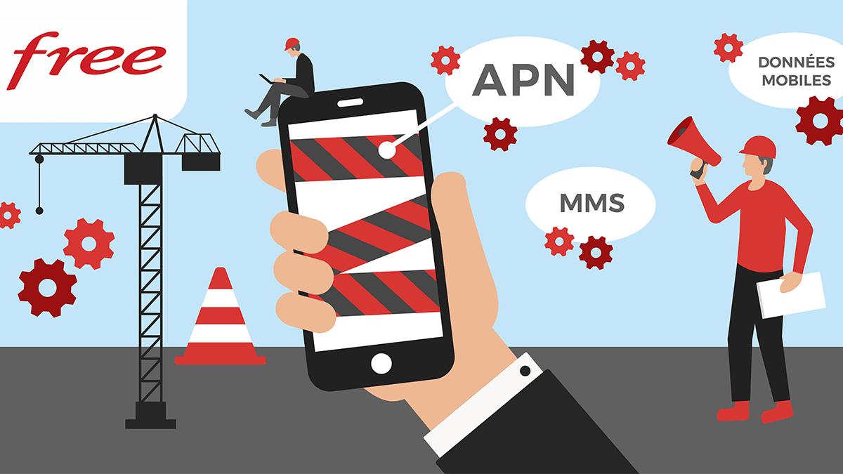 comment param?trer internet avec free mobile
